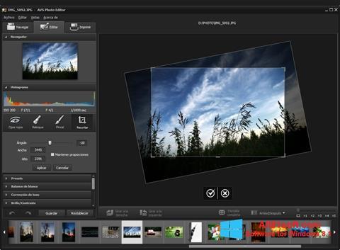 Στιγμιότυπο οθόνης Photo! Editor Windows 8.1
