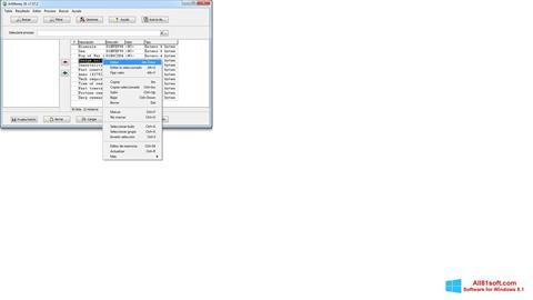 Στιγμιότυπο οθόνης ArtMoney Pro Windows 8.1