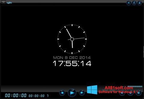 Στιγμιότυπο οθόνης Daum PotPlayer Windows 8.1