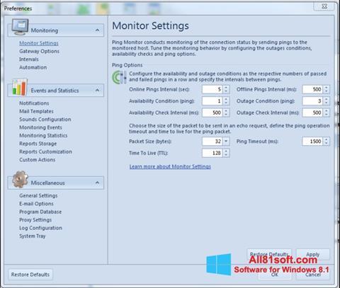 Στιγμιότυπο οθόνης QIP Windows 8.1