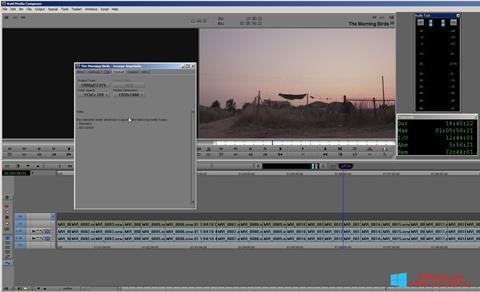 Στιγμιότυπο οθόνης Avid Media Composer Windows 8.1